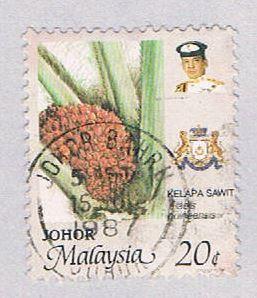 Malaysia Johor 195 Used Kelapa Sawit (BP2449)