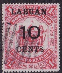 Labuan #59 Used