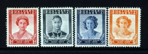 SOUTHERN RHODESIA King George VI 1947 Victory Set SG 64 to SG 67 MINT