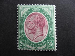 SOUTH AFRICA Sc 13 MH nice stamp here check it out!