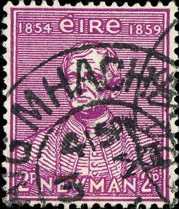 IRLANDE / IRELAND / EIRE 1956 CARRAIG MHAHCAIRE ROIS (Carrickmacross) on SG160