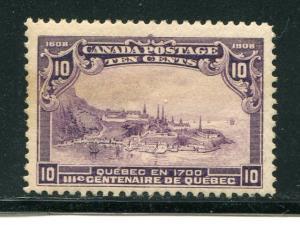 Canada #101  Mint  VF NH