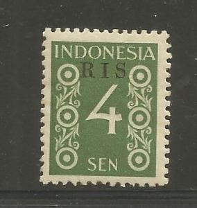 INDONESIA, 339, H, NETHERLANDS INDIES GREEN