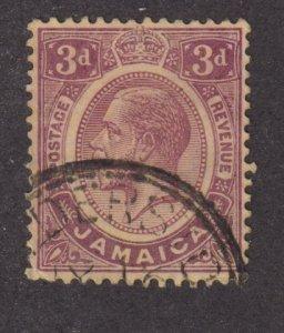 Jamaica 65 King George V 1912