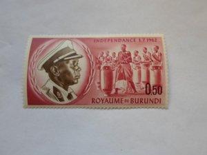 REP. BURUNDI STAMP CTO MINT NOT HINGED # 10