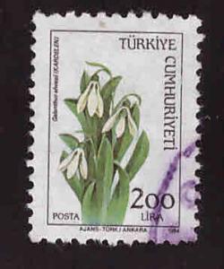 TURKEY Scott 2285 Used stamp