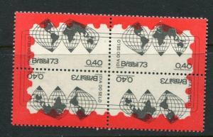 Brazil #1299B MNH