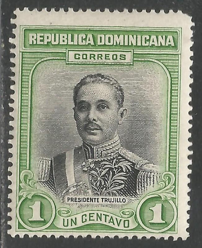 DOMINICAN REPUBLIC 286 MOG Z6299