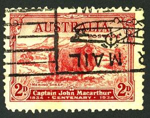 AUSTRALIA #147 USED