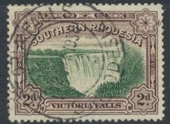Southern Rhodesia SG 29 SC# 31 Used see scan and details
