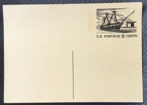 US #UX61 Postal Card PM U S F Constellation SCV $1.00 L3