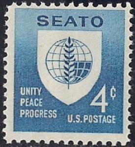 1151 4 cent (SEATO) mint OG NH F-VF