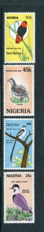 Nigeria #462-5 MNH