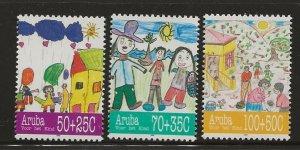 ARUBA  SC #  B40 - 2   MNH