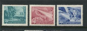 Yugoslavia #293-5 Mint - Make Me An Offer