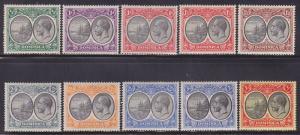 Dominica 65-81 VF-OG-MH scv $ 125 ! see pic !