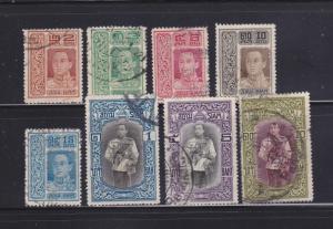 Thailand 164-170, 173-174 U King Vajiravudh