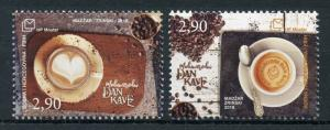 Bosnia & Herzegovina 2018 MNH International Coffee Day ICO 2v Set Stamps