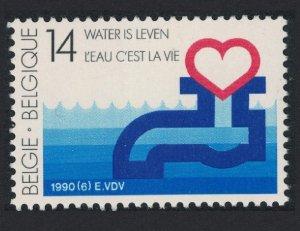 Belgium National Water Supply SG#3019