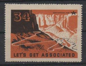 USA - Let's Get Associated #34 Zion National Park