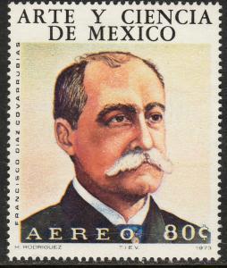 MEXICO C419, Art & Science (Series 3) MINT, NH. F-VF