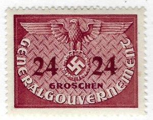 Poland SC NO6 Mint F-VF SCV$10.00...Key Value!