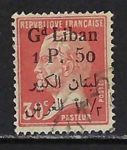 LEBANON 41 VFU H1140
