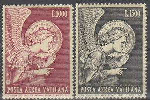 Vatican City #C53-4 MNH F-VF CV $2.75  (V4357)