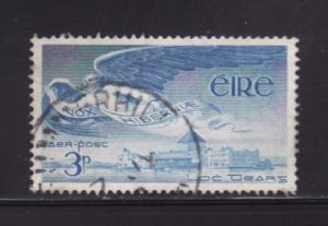 Ireland C2 U Angel over Rock of Cashel (C)
