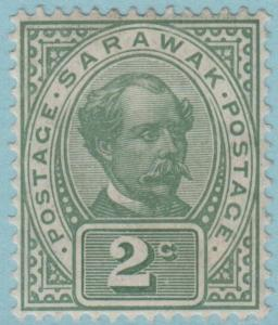 Sarawak 48 Mint Hinged OG * - No Faults Very Fine!!!