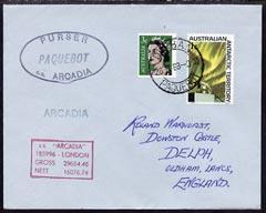 Australian Antarctic Territory used in Durban (South Afri...