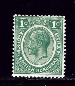 British Honduras 92 MLH 1929 issue  2019