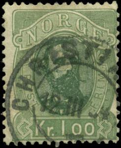 Norway Scott #32 Used