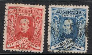 AUSTRALIA 1930 CAPT CHARLES STURT