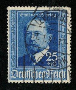 Deutsches Reich, 1940 Emil von Behring, MC #761, Germany, (T-7059)