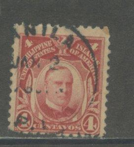 Philippines 291  Used