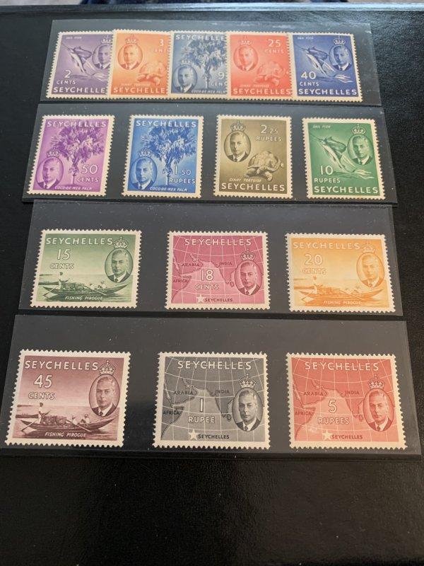 Seychelles 157-71 LH