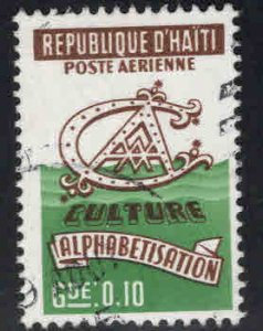 Haiti  Scott RAC21 Used  stamp