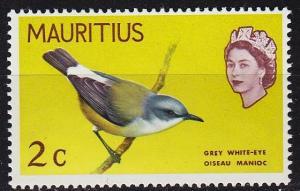 MAURITIUS [1968] MiNr 0319 ( **/mnh ) Tiere
