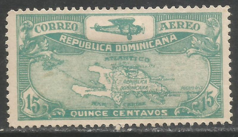 DOMINICAN REPUBLIC C7 MOG I237