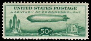 U.S. AIRMAIL C18  Mint (ID # 75470)