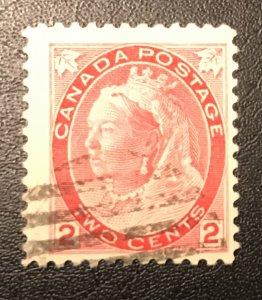 Canada # 77 Used