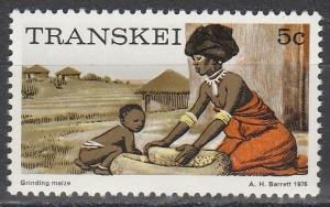 Transkei #9  MNH  CV $2.75 (S1401)
