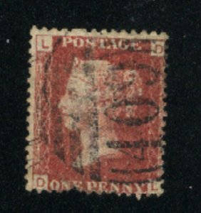 Great Britain 33   -2 used   PD