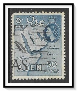 Aden #53a Map Used