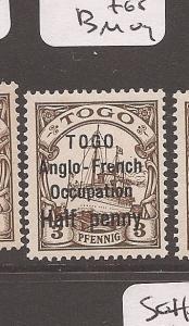 Togo SG H27b thin y MOG (4ayd)