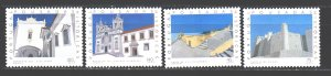 Portugal. 1994. 2051-54. Hotels, architecture. MNH.