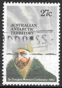 Australian Antarctica # L53 Used