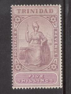 Trinidad #88 Mint Fine Original Gum Hinged