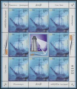 Montenegro stamp Ships mini sheet 2007 MNH Mi 149 WS183308